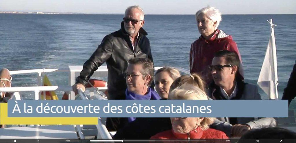 Une croisière expérimentale pour découvrir les côtes catalanes
